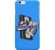 Never Forget - 1 iPhone Case/Skin