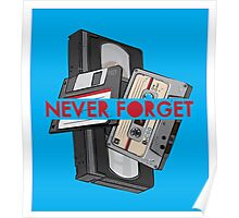 Never Forget - 1 Poster