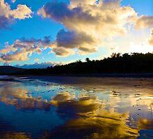 Wonga Beach by Nathan Richards