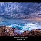 Dawn Spectrum - Sunrise @ Bannister Point, Mollymook by Richard Lam