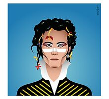 ADAM ANT  by SNUGBAT