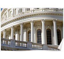 Capitol Curve Poster