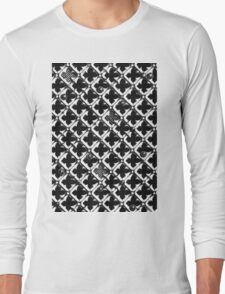 Lattice #1 Long Sleeve T-Shirt