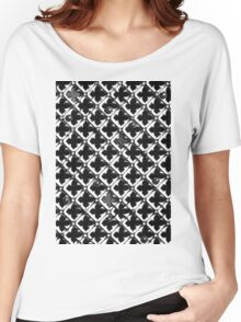 Lattice #1 Women's Relaxed Fit T-Shirt