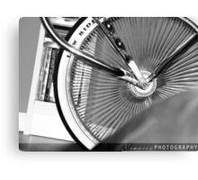 Lowrider Bike Canvas Print