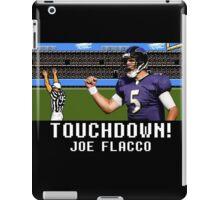 Tecmo Bowl Joe Flacco iPad Case/Skin