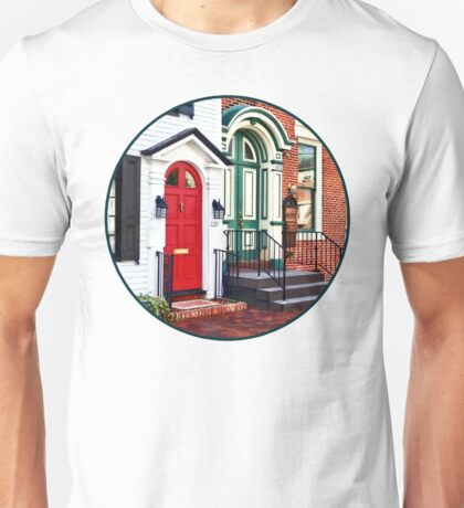 Harrisburg PA - Two Doors Unisex T-Shirt