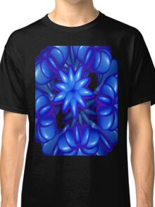 BLUE ABSTRACT # 5 Classic T-Shirt