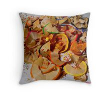 A BEAUTIFUL DEATH! Throw Pillow