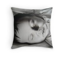 The Beautiful sleep Throw Pillow