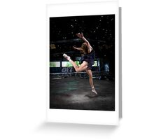 Dancing to the stars... Greeting Card