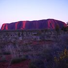 Uluru Sunrise, Central Australia by DashTravels