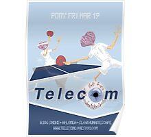 Telecom at Pony 2010 03 19 Poster