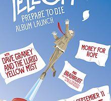 Telecom Prepare To Die Album Launch by telecom
