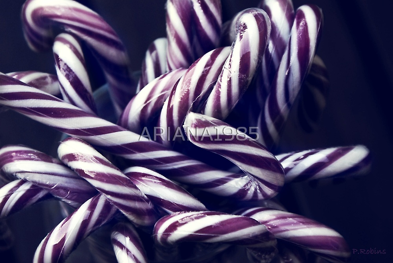 Mulled candy canes  by ARIANA1985