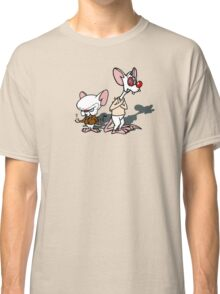 Pinky and the Brain Classic T-Shirt