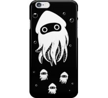 Happy Squid Family iPhone Case/Skin