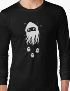 Happy Squid Family Long Sleeve T-Shirt