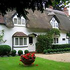Welford Cottage, Warwickshire, England by hjaynefoster
