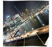 Circular Quay - Sydney Harbour Poster