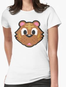 BANGLE ANIMAL CROSSING Womens Fitted T-Shirt