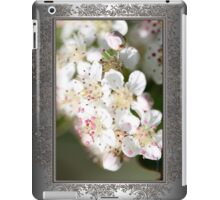 Aronia Blossoms iPad Case/Skin