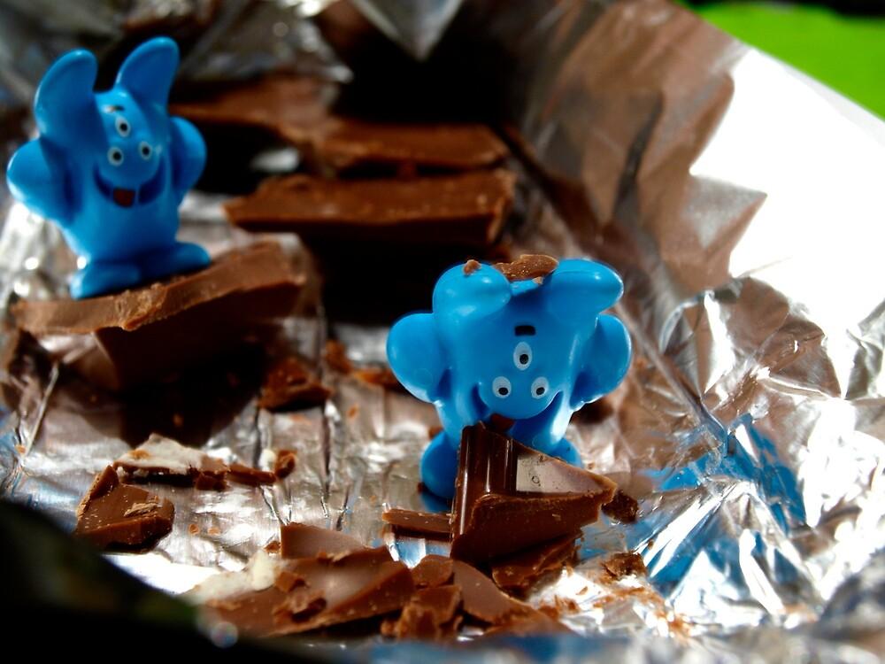 Love chocolate by ulryka