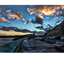 North Marine Drive. Photographic Print