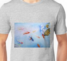 Tranquility in Familiar Numbers Unisex T-Shirt