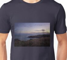 Sunset on Cruden Bay - North East coast of Aberdeenshire, Scotland Unisex T-Shirt