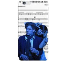 Dont Do Sadness/Blue Wind - Spring Awakening iPhone Case/Skin