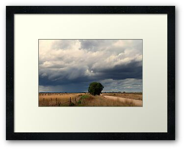 Stormy Weather #2 by Julie Sleeman