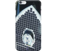 Solar powered boat iPhone Case/Skin