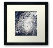 Hurricane Framed Print