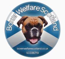 Boxer Welfare Scotland Tshirt by boxerwelfare