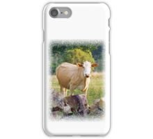 Cow iPhone Case/Skin