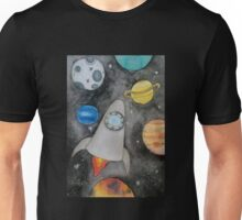 Adventures in Space Unisex T-Shirt