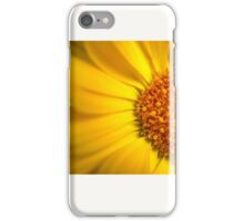 Macro Calendula iPhone Case/Skin