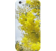 Wattle Flowers iPhone Case/Skin