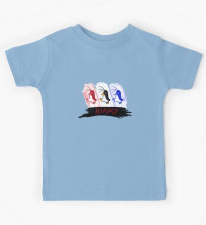 Hippo the Penguin! Kids Tee