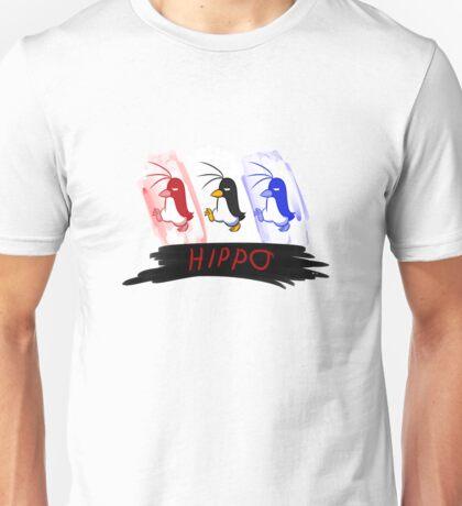 Hippo the Penguin! Unisex T-Shirt