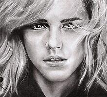 Emma Watson by TheSignmaker