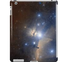 Orion's Belt and Flame Nebula iPad Case/Skin