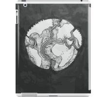 Tectonic Plates iPad Case/Skin