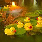"""Rubber Duck Dipping""  by ArtThatSmiles"