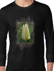 Tulip named Perles de Printemp Long Sleeve T-Shirt