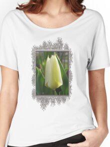 Tulip named Perles de Printemp Women's Relaxed Fit T-Shirt