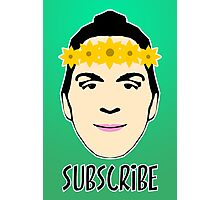SUBSCRIBE Photographic Print