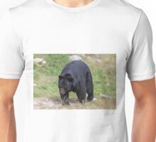 A large Black Bear Unisex T-Shirt