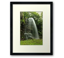 Kilfane Waterfall Framed Print